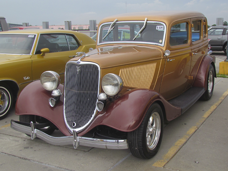 1933 FORD STREET ROD For Sale at Vicari Auctions New Orleans 2014