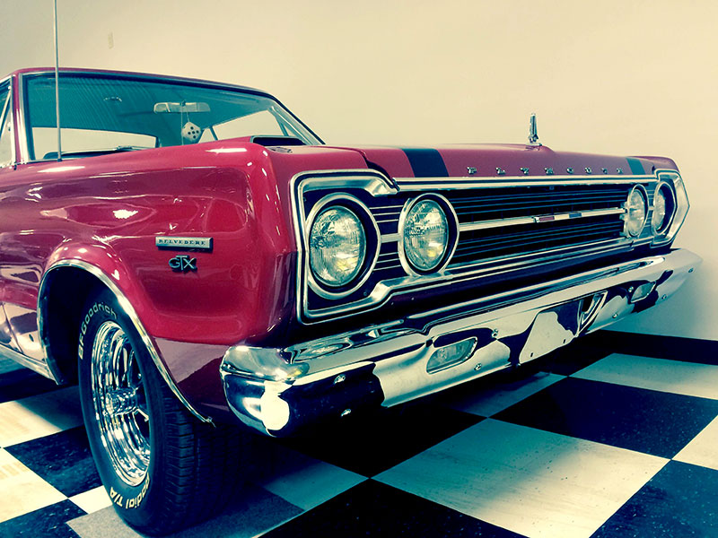 9th Image of a 1967 PLYMOUTH BELVEDERE GTX