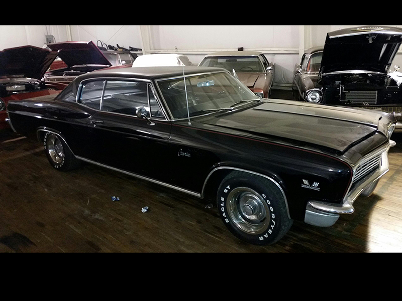1966 CHEVROLET CAPRICE For Sale at Vicari Auctions New Orleans 2015
