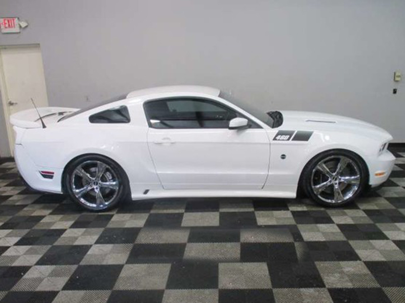 2010 ford mustang sms saleen for sale at vicari auctions biloxi 2015. Black Bedroom Furniture Sets. Home Design Ideas