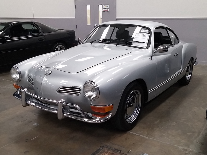 1970 VOLKSWAGEN KARMANN GHIA For Sale at Vicari Auctions Tampa Bay ...