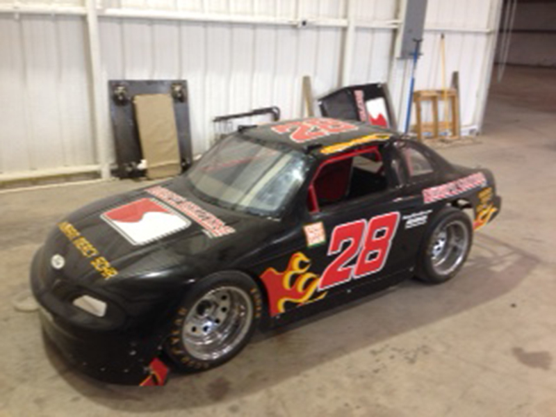 0 HALF SCALE CUP CAR For Sale at Vicari Auctions Nocona, Tx 2016