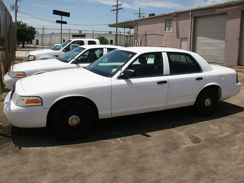 2008 FORD CROWN VICTORIA POLICE INTERCEPTOR For Sale at Vicari ...