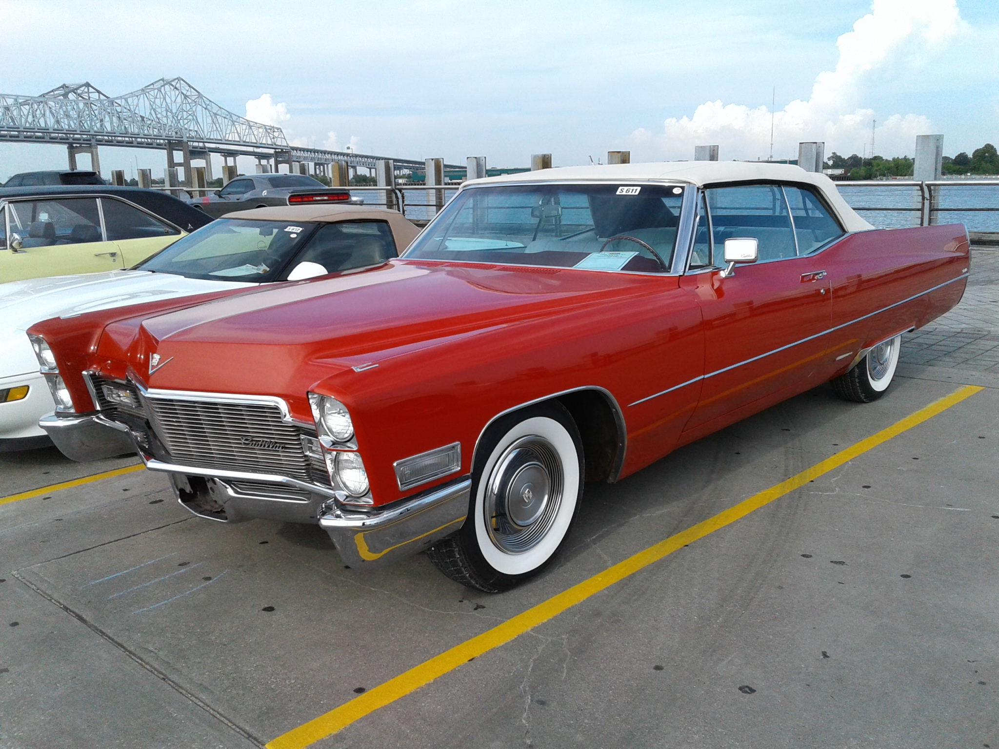 1968 CADILLAC DEVILLE For Sale at Vicari Auctions New Orleans 2016
