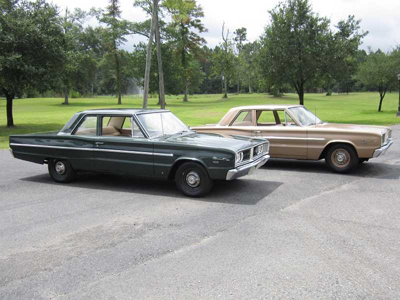 Main Image of a 1966 DODGE CORONET