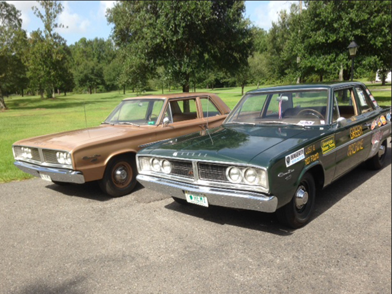 2nd Image of a 1966 DODGE CORONET