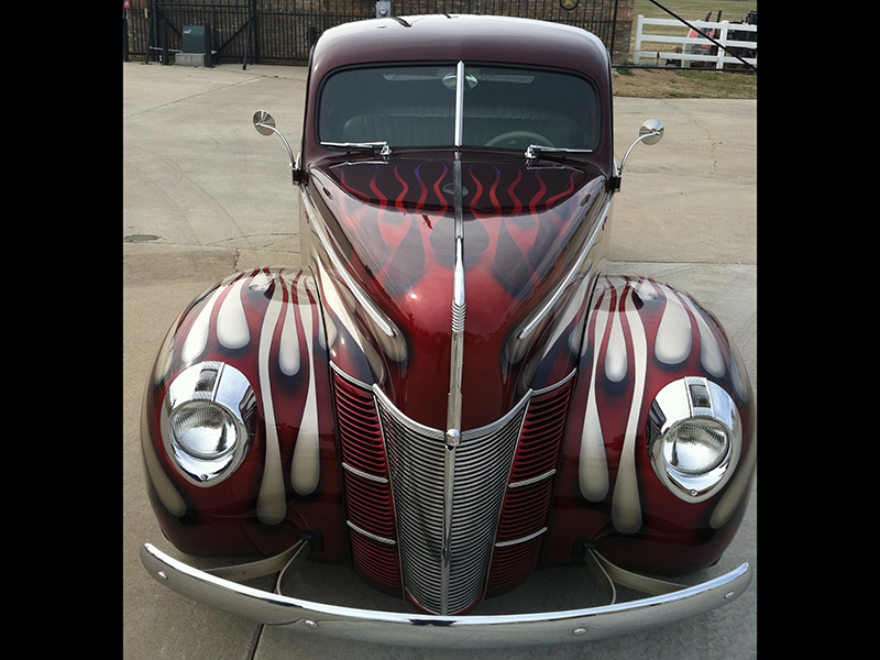 4th Image of a 1940 FORD DEL