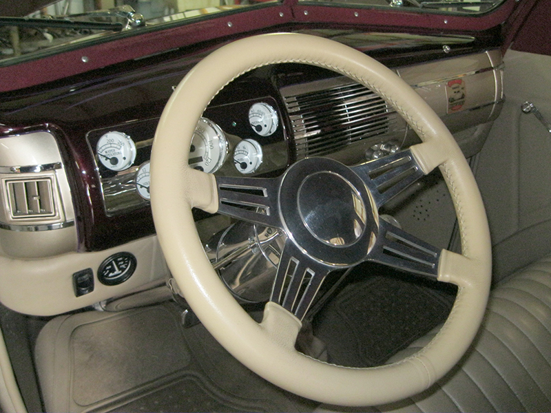 6th Image of a 1940 FORD DEL