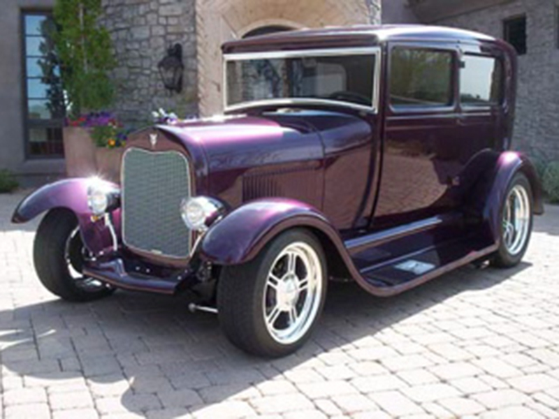 1st Image of a 1929 FORD SEDAN
