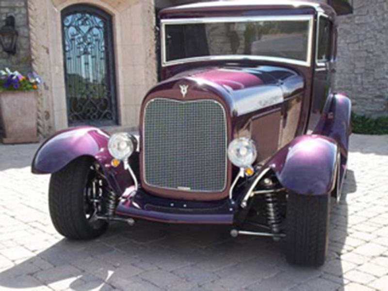 2nd Image of a 1929 FORD SEDAN