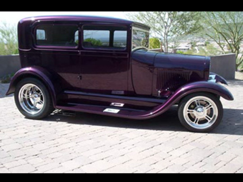 3rd Image of a 1929 FORD SEDAN