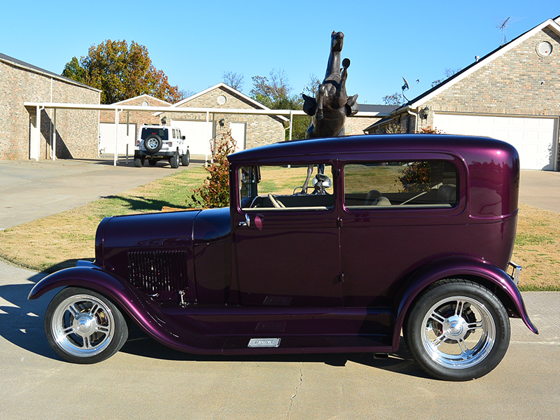 4th Image of a 1929 FORD SEDAN