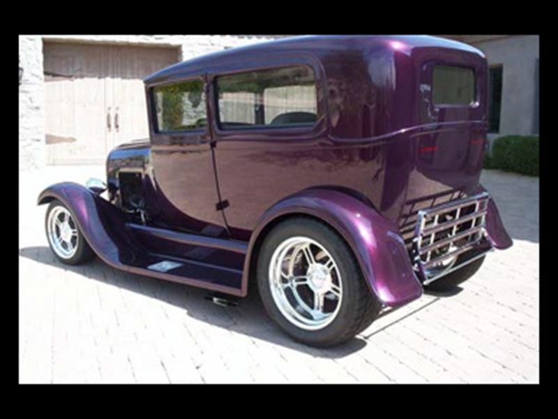 6th Image of a 1929 FORD SEDAN