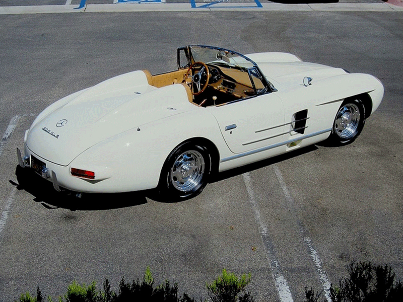 14th Image of a 1988 MERCEDES-BENZ 300SLR