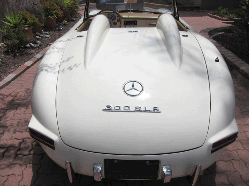 17th Image of a 1988 MERCEDES-BENZ 300SLR