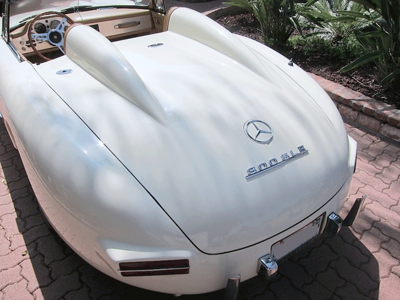 18th Image of a 1988 MERCEDES-BENZ 300SLR