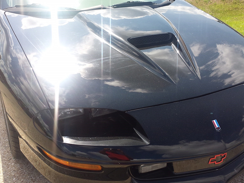 3rd Image of a 1996 CHEVROLET CAMARO Z28 SS
