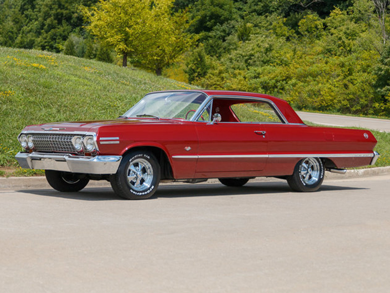 1st Image of a 1963 CHEVROLET IMPALA