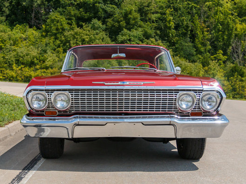 5th Image of a 1963 CHEVROLET IMPALA