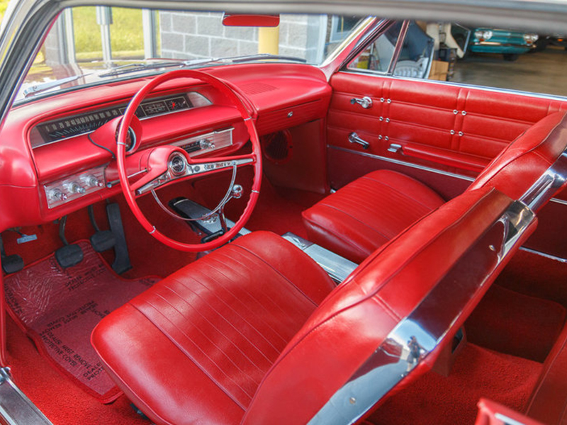 8th Image of a 1963 CHEVROLET IMPALA