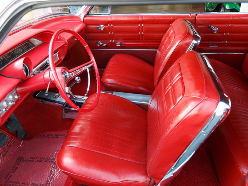 12th Image of a 1963 CHEVROLET IMPALA