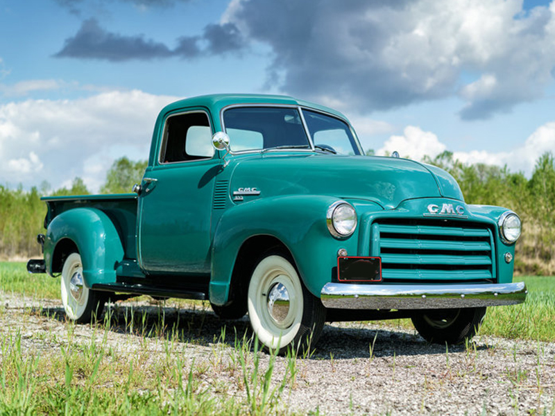 Main Image of a 1950 GMC 100
