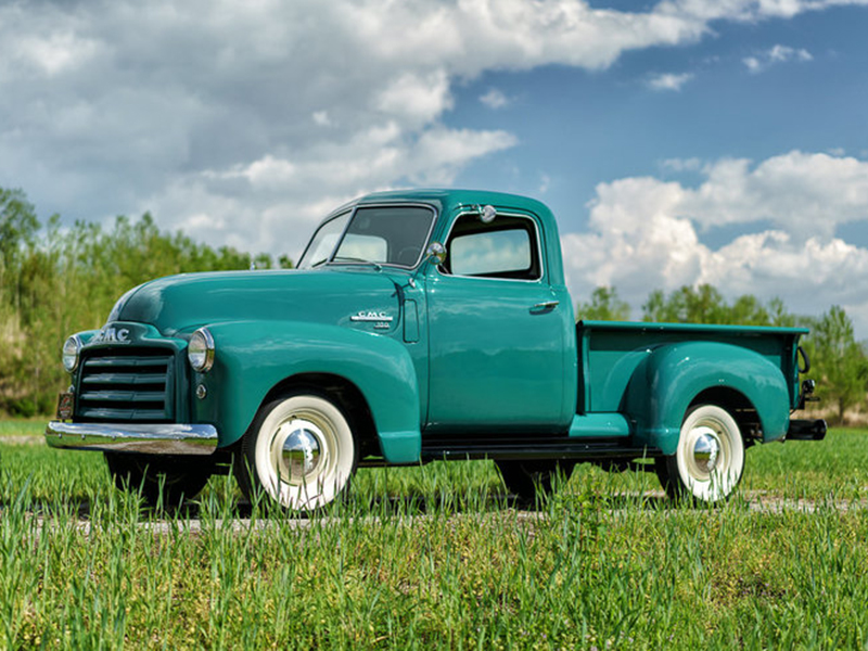 2nd Image of a 1950 GMC 100