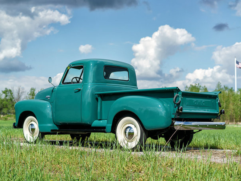 3rd Image of a 1950 GMC 100