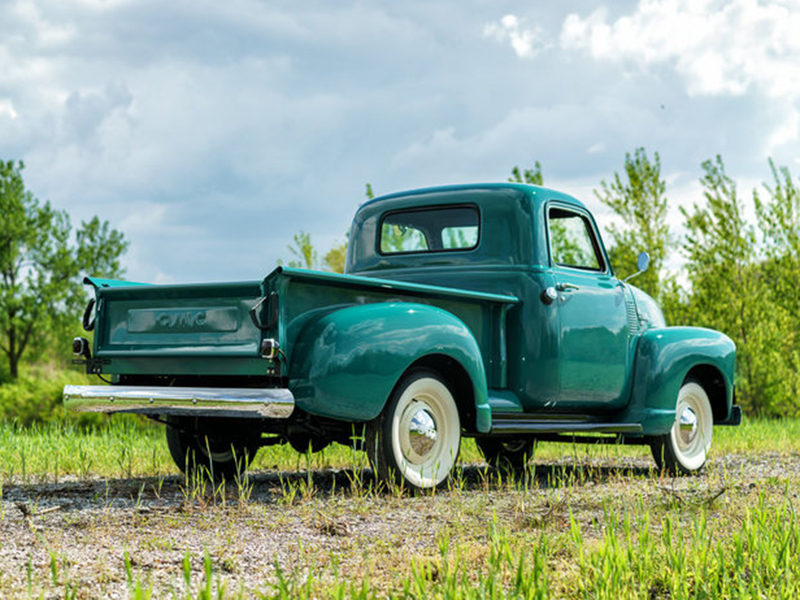 4th Image of a 1950 GMC 100