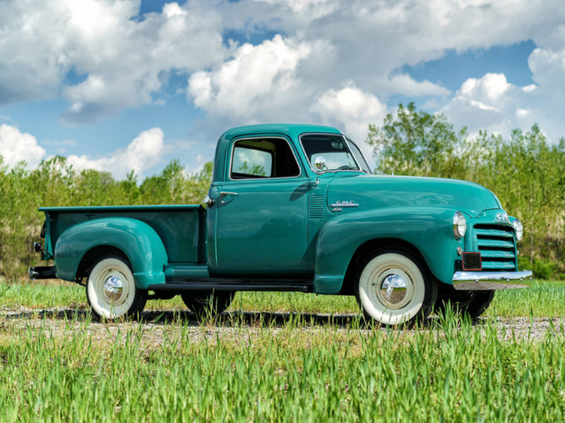 5th Image of a 1950 GMC 100