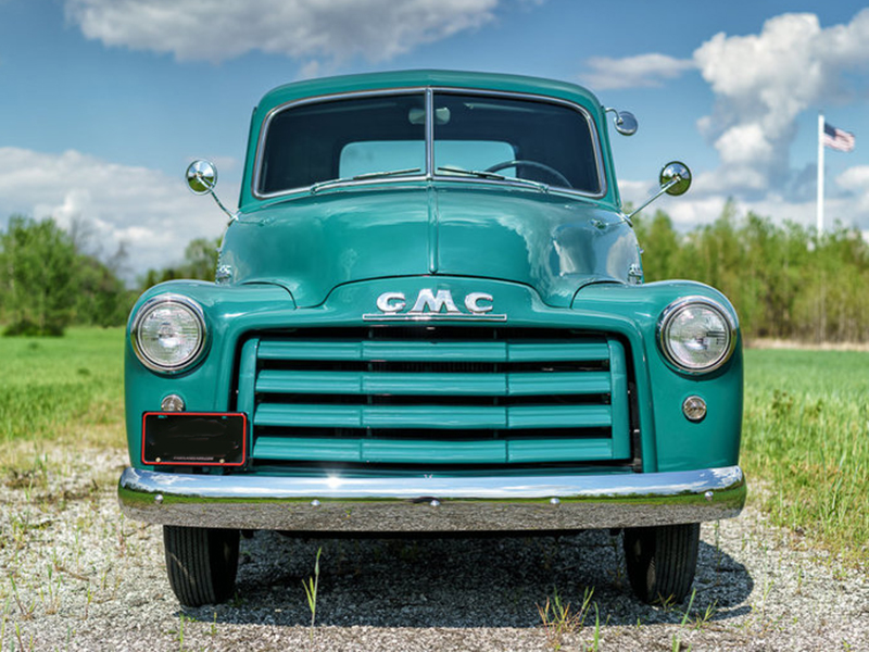 6th Image of a 1950 GMC 100