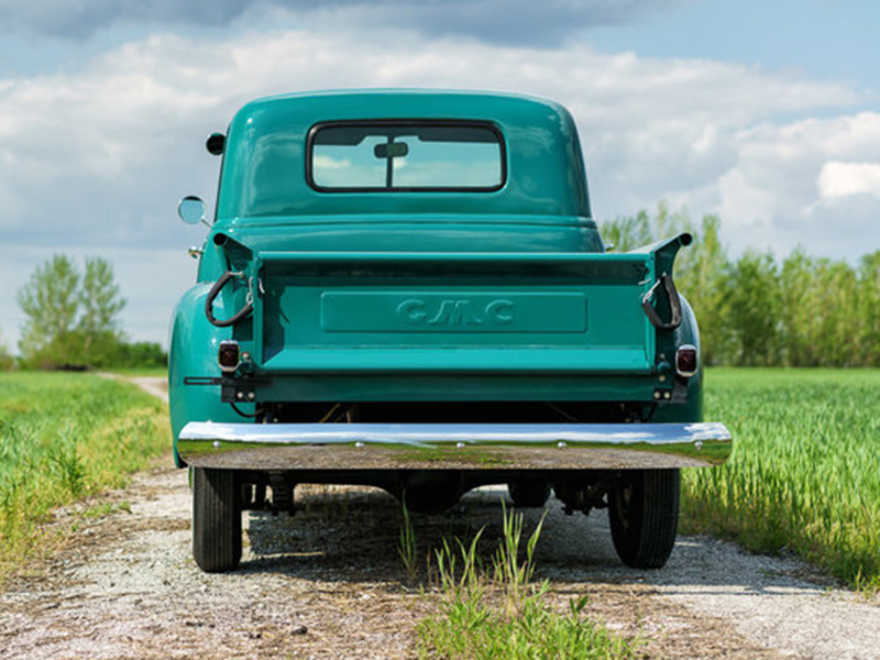 7th Image of a 1950 GMC 100