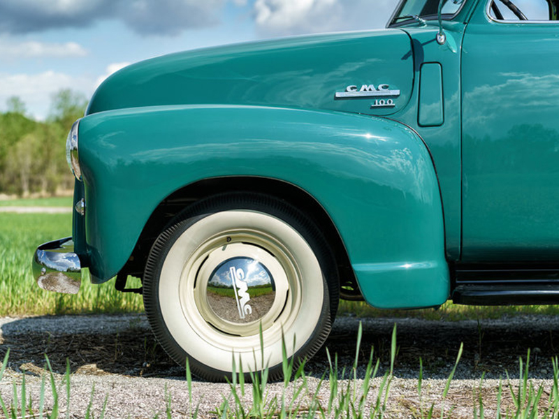 8th Image of a 1950 GMC 100