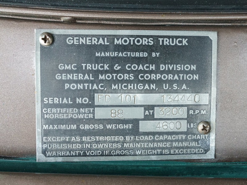18th Image of a 1950 GMC 100