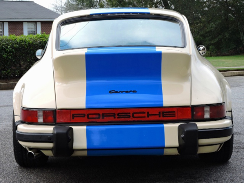4th Image of a 1974 PORSCHE 911