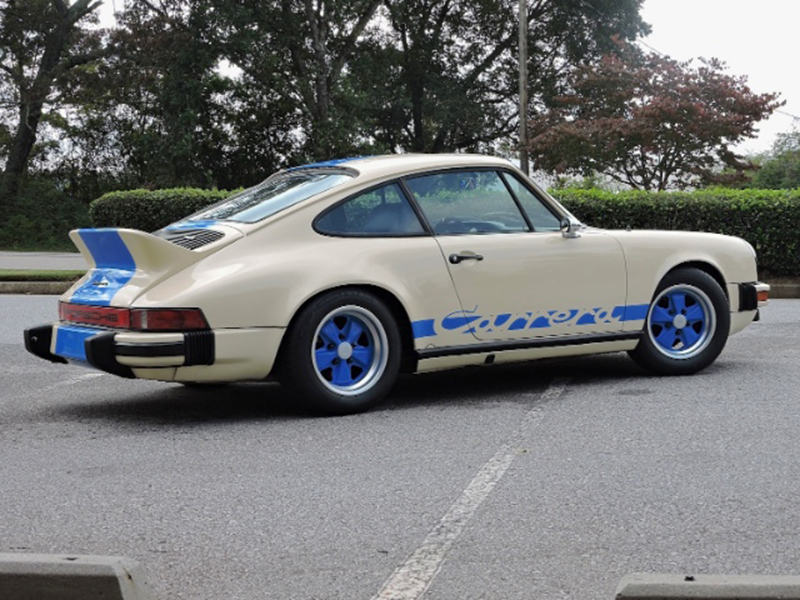 5th Image of a 1974 PORSCHE 911
