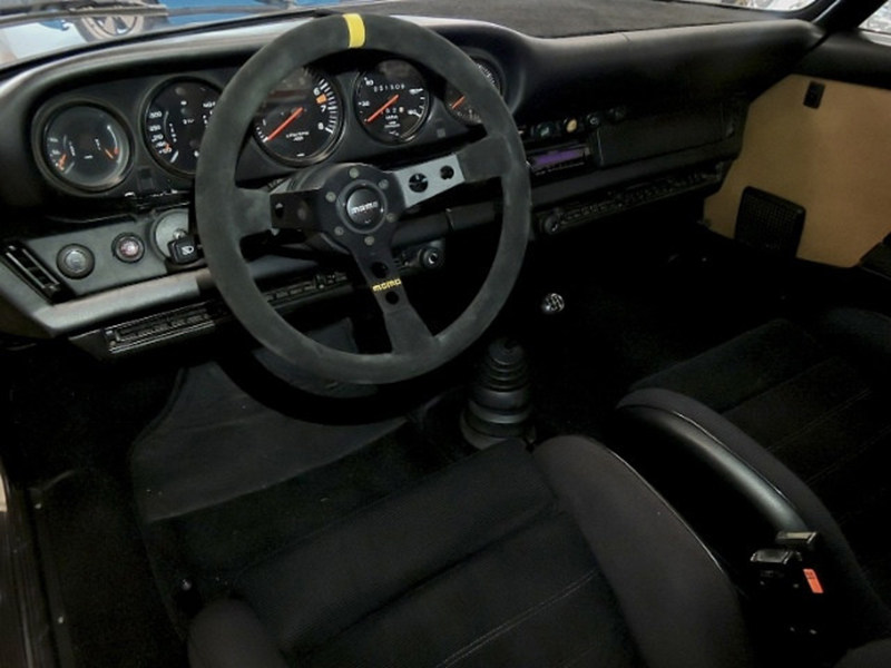 7th Image of a 1974 PORSCHE 911