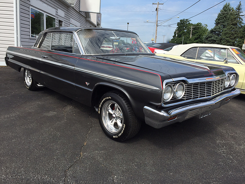 1964 chevrolet impala ss for sale at vicari auctions biloxi 2016. Black Bedroom Furniture Sets. Home Design Ideas