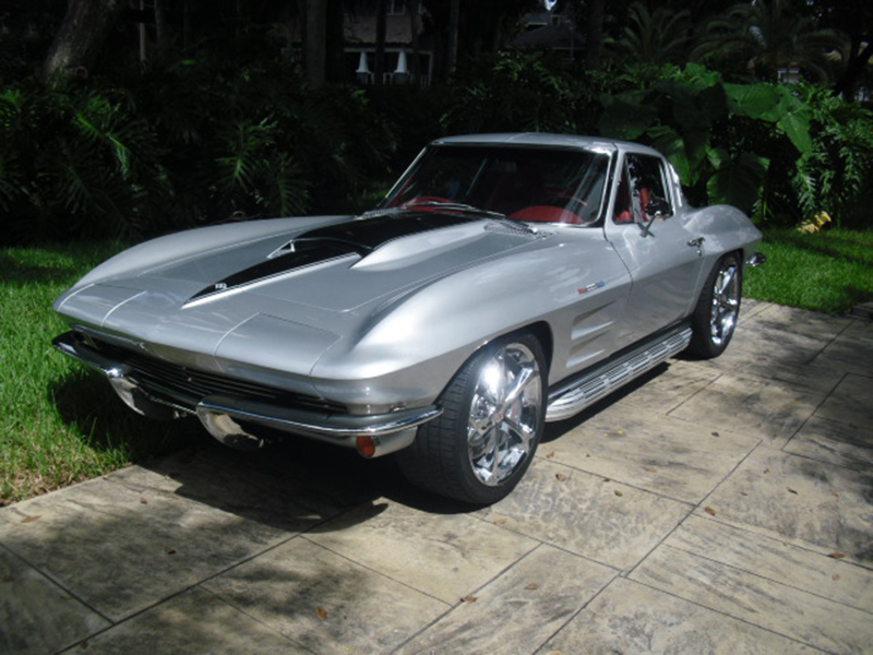 8th Image of a 1964 CHEVROLET CORVETTE