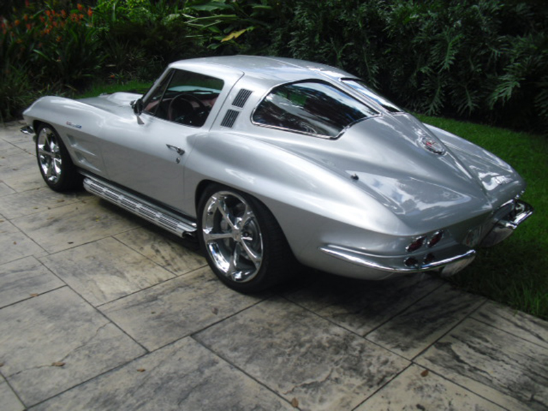 9th Image of a 1964 CHEVROLET CORVETTE