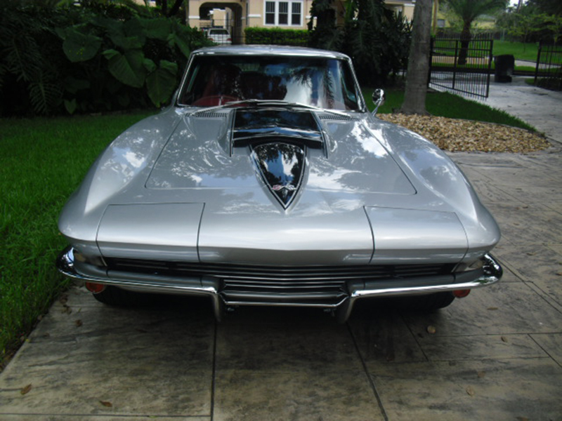 10th Image of a 1964 CHEVROLET CORVETTE