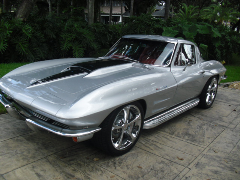 11th Image of a 1964 CHEVROLET CORVETTE