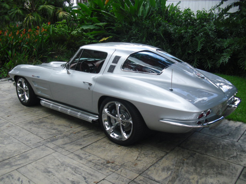 13th Image of a 1964 CHEVROLET CORVETTE
