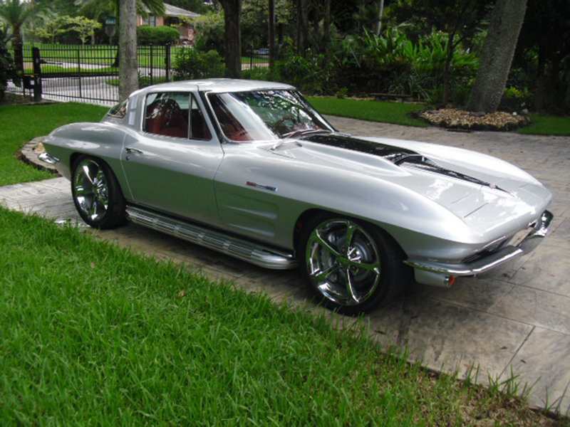 15th Image of a 1964 CHEVROLET CORVETTE