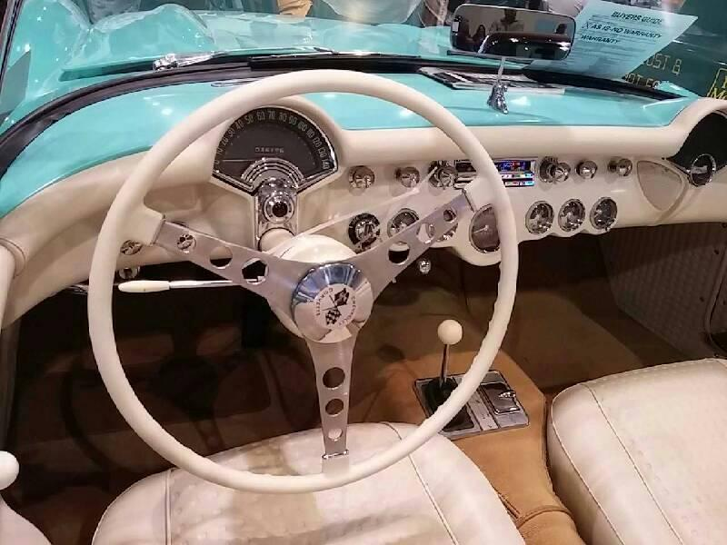 4th Image of a 1957 CHEVROLET CORVETTE