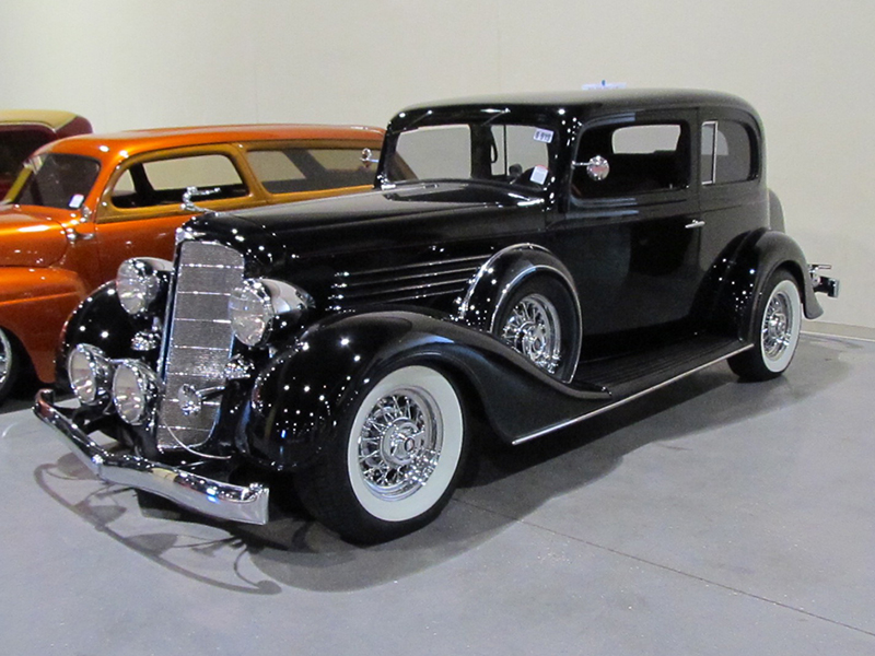Main Image of a 1934 BUICK SERIES 50 VICTORIA