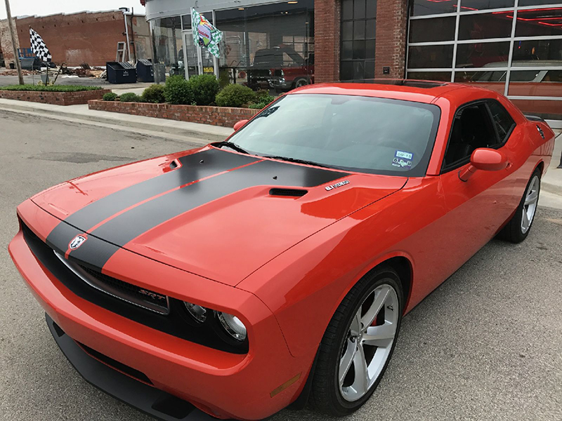 1st Image of a 2008 DODGE CHALLENGER