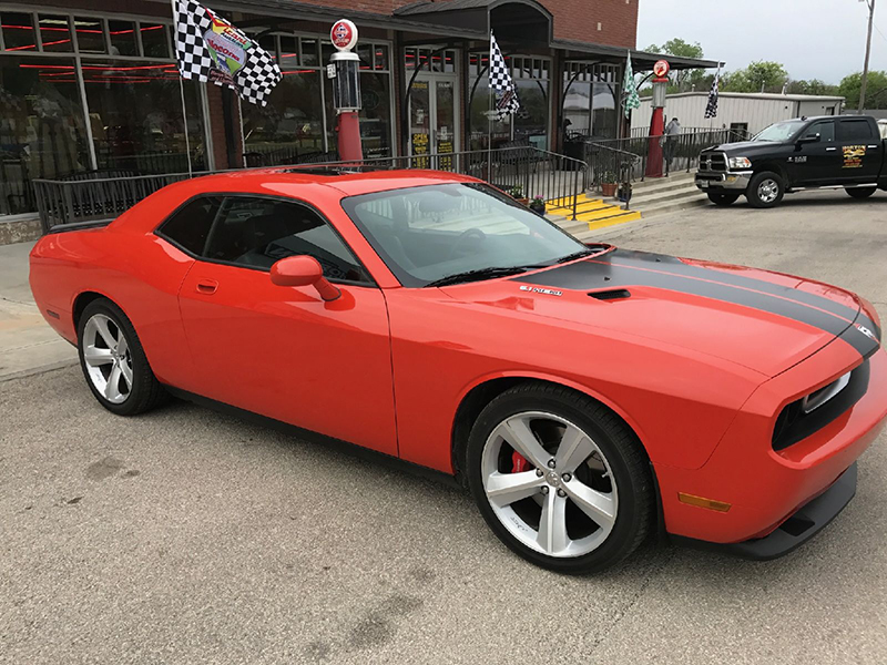 2nd Image of a 2008 DODGE CHALLENGER