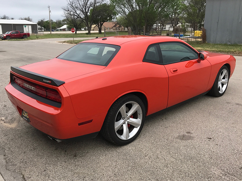 3rd Image of a 2008 DODGE CHALLENGER