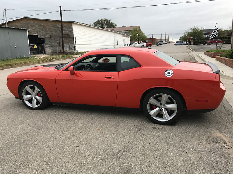 4th Image of a 2008 DODGE CHALLENGER